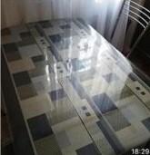 Прилипания пленки на глянцевых, окрашенных и стеклянных поверхностях